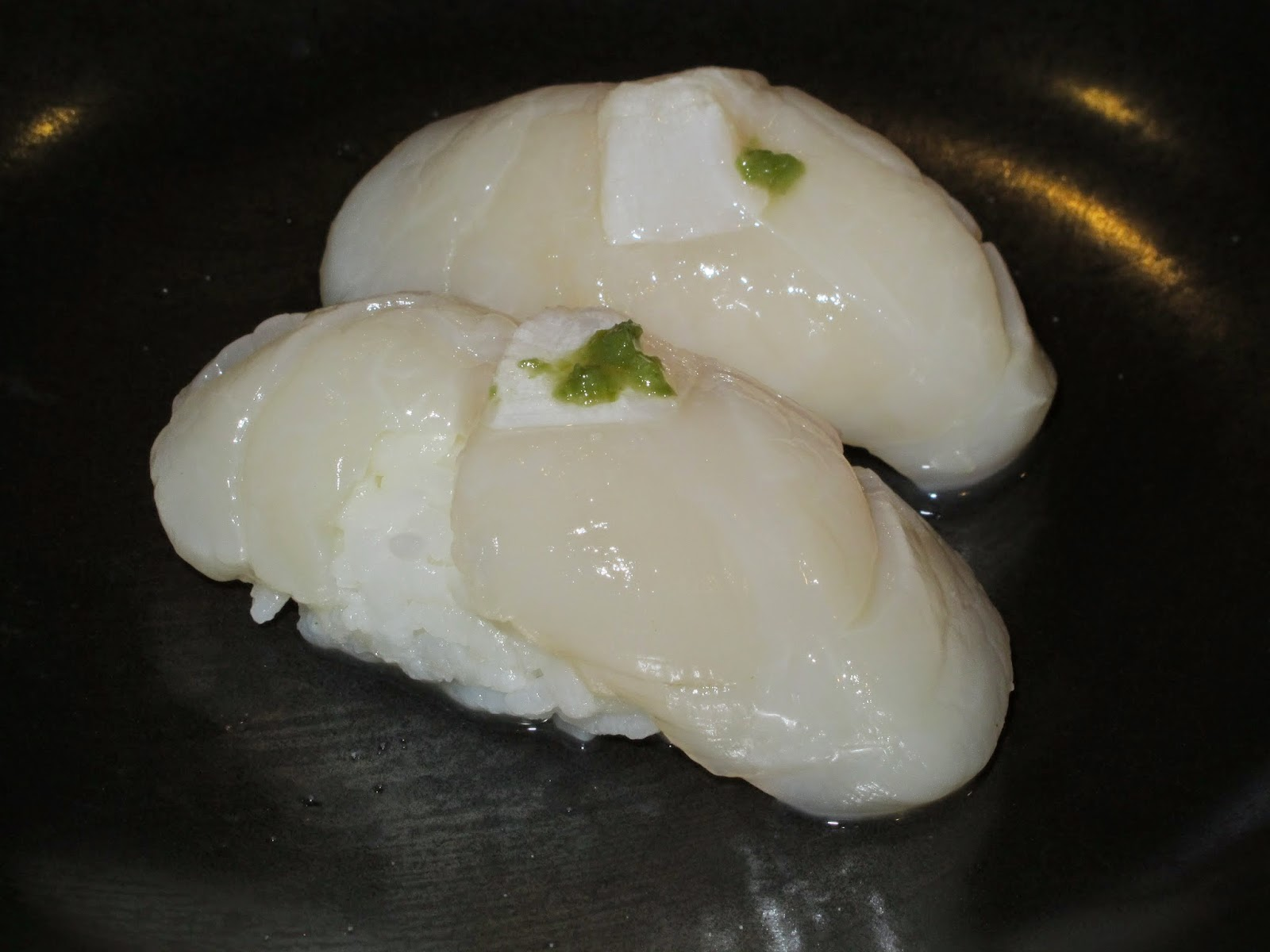Scallop Sushi ほたての握り寿司 • Just One Cookbook