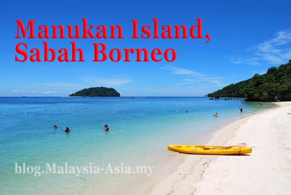 Manukan Island Resort Contact