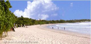 pantai indah indonesia