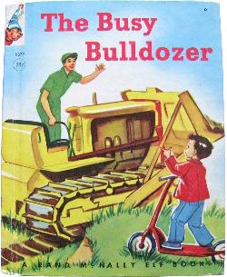 bulldozer bob