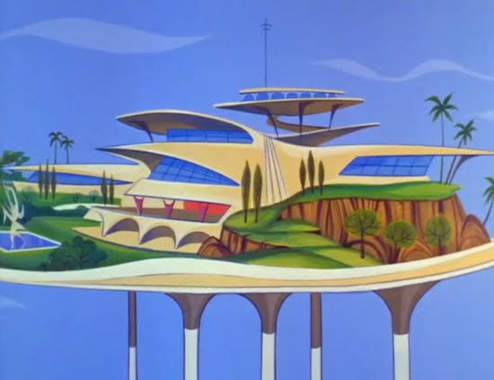 Image result for jetsons art