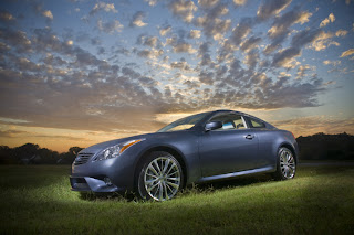 Review: Infiniti G37 coupe a solid ride in luxury segment