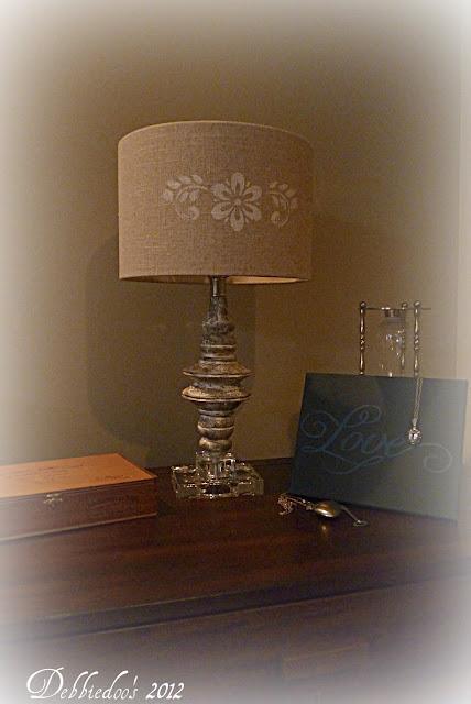 lamp diy Lampshade makeovers