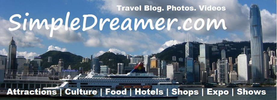 Hong Kong Travel Blog | Photos Videos Tips @ www.SimpleDreamer.com
