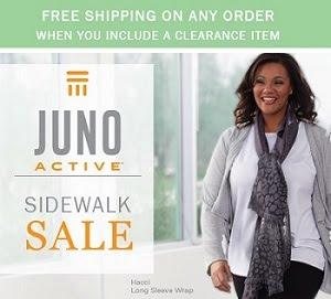 Current JunoActive Deals