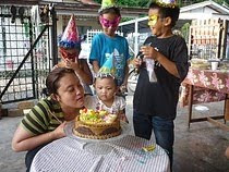 1st besday suri @ 2009
