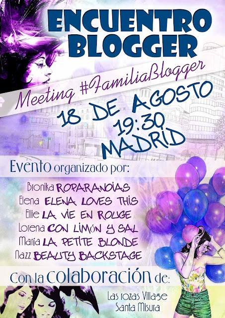 Evento Familia Blogger