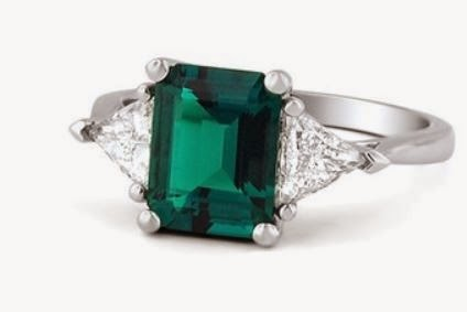 http://www.brilliantearth.com/custom-rings/Emerald-and-Trillion-Cut-Diamond-Ring-299/