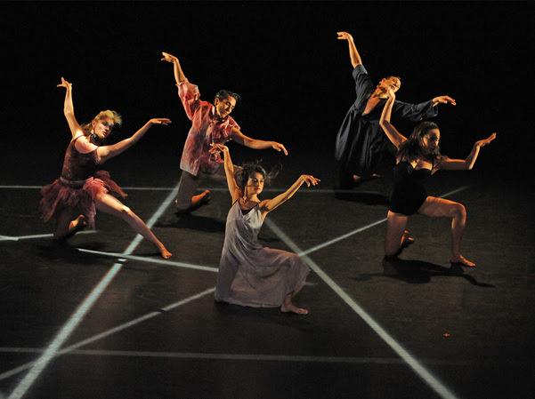 Presentarán danza contemporánea basada en la Ciudad de México en el Palacio de Bellas Artes