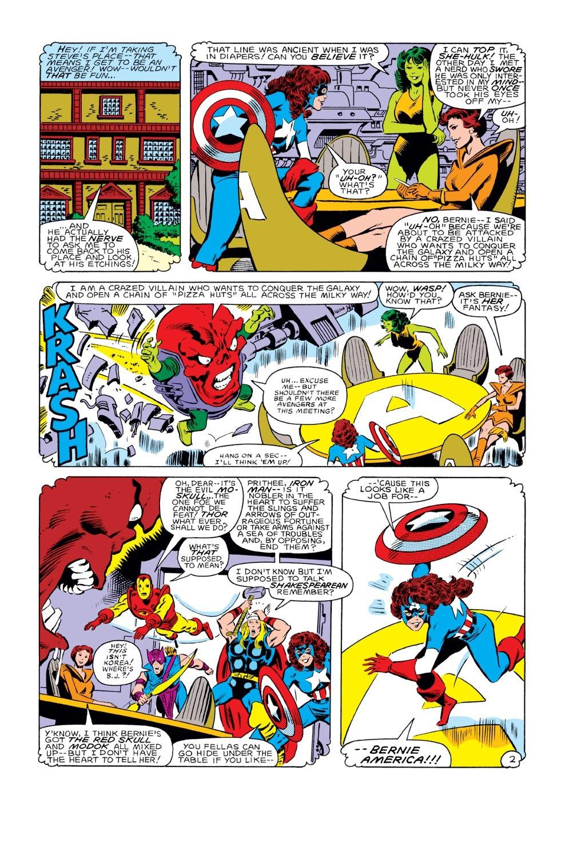 Captain America (1968) Issue #289 #205 - English 22
