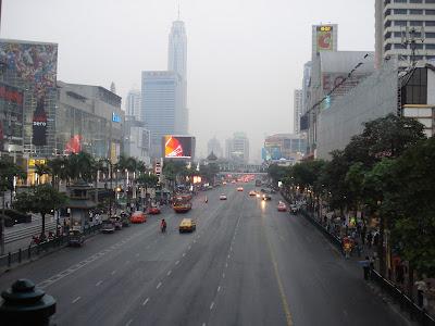 bangkok con ninos