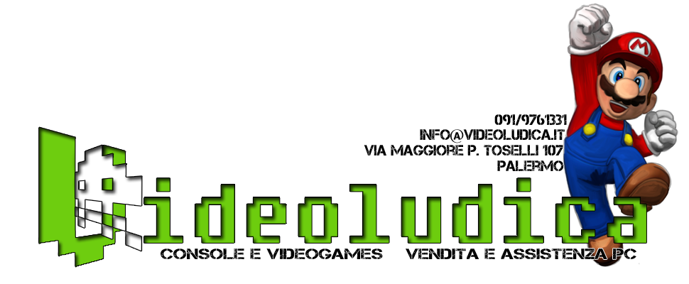 Videoludica Palermo