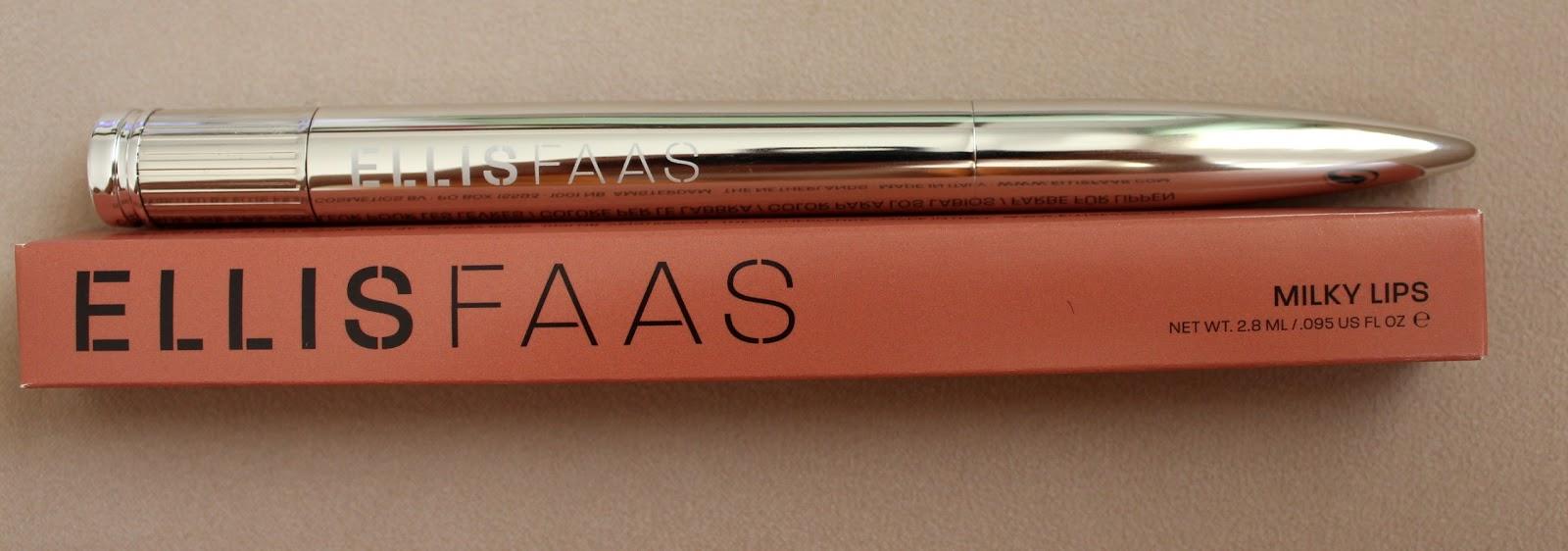 Ellis Faas rujlarından bir diğer seri olan Milky Lips serisinin oldukça soluk bir tonu L206...