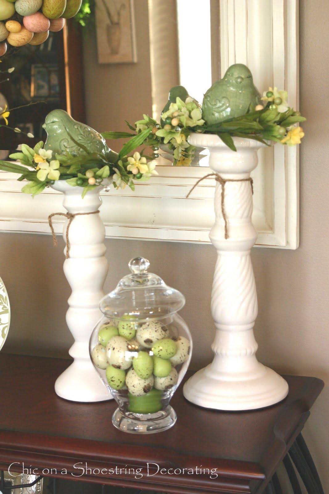48 best images about easter decor on Pinterest | Recycled cans ...