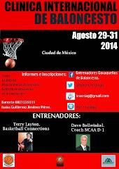Clínica Internacional de Baloncesto