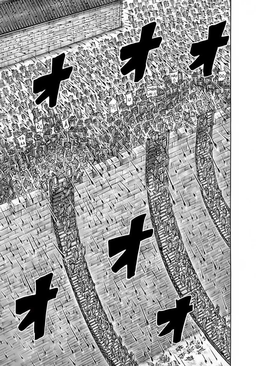 Kingdom - Vương Giả Thiên Hạ Chapter 333 page 16 - IZTruyenTranh.com