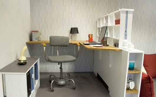 X casas decoracion x maximizar los muebles en for Muebles para apartamentos pequenos