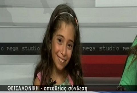Παιδί - θαύμα στην Θεσσαλονίκη: Η 7χρονη που ξέρει 7 γλώσσες και θέλει να γίνει ογκολόγος!