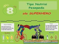 Tips Nutrisi Pesepeda