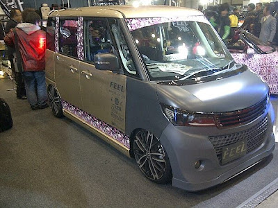 automotive Tokyo Auto Salon 2012