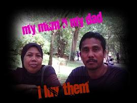 my mum n my dad