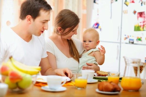 Phòng ngừa dị ứng thức ăn ở trẻ nhỏ khi mang thai và sau sinh