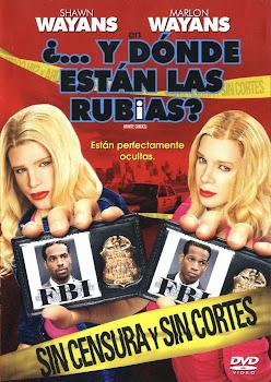 Poster de ¿Y Donde Estan las Rubias?