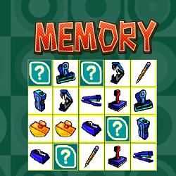 Memory Game: Matching Memory