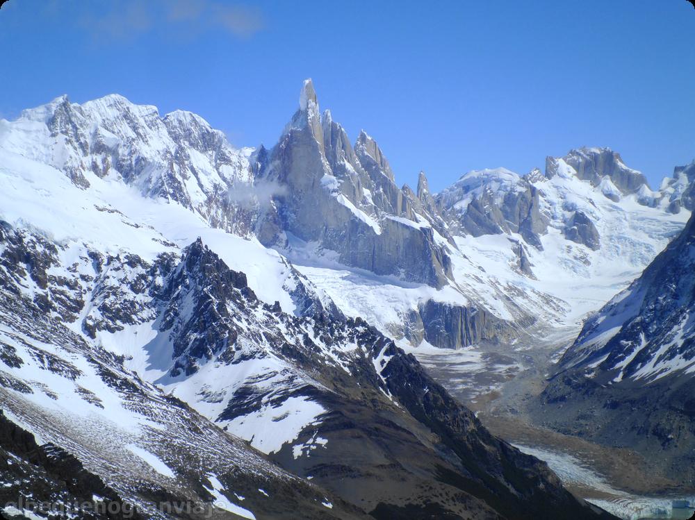 Cerro Torre, nieve, glaciar