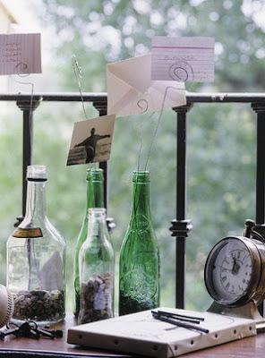 Manualidades con vidrio