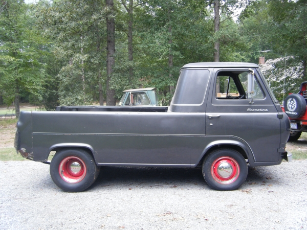 Craigslist Chevy Tahoe 1961 66 Econoline Pickup For Sale.html | Autos Weblog