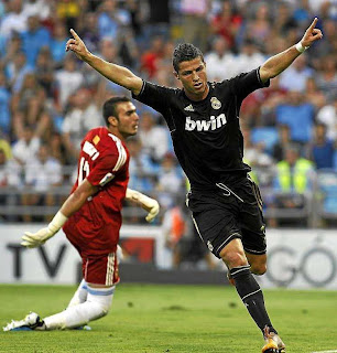 Cristiano Ronaldo va por el récord de Zarra