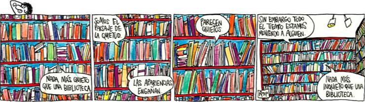 LOS LIBROS HABLAN