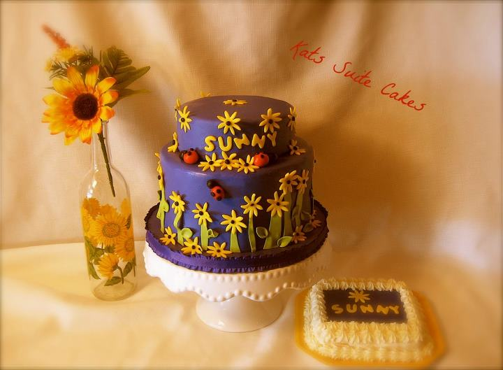 Birthday Cake Images With Name Sunny : It s a