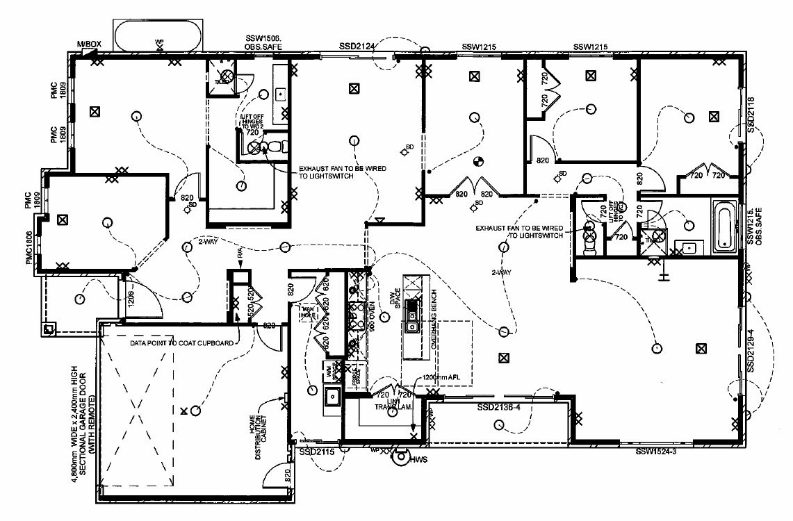 Electrical Home Floor Plans Pictures to Pin on Pinterest - PinsDaddy