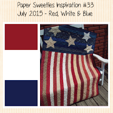 Paper Sweeties July Inspiration Challenge!