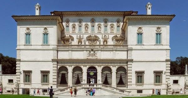 Storie Di Venere E Di Enea Villa Borghese