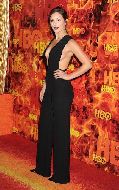 Singer, actress, Reality TV, American Idol Winner @ Katharine McPhee - HBO's Official 2015 Emmy After Party in LA