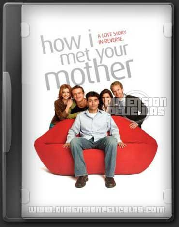 How I Met Your Mother (Temporada 8 HDTV Inglés Subtitulado)