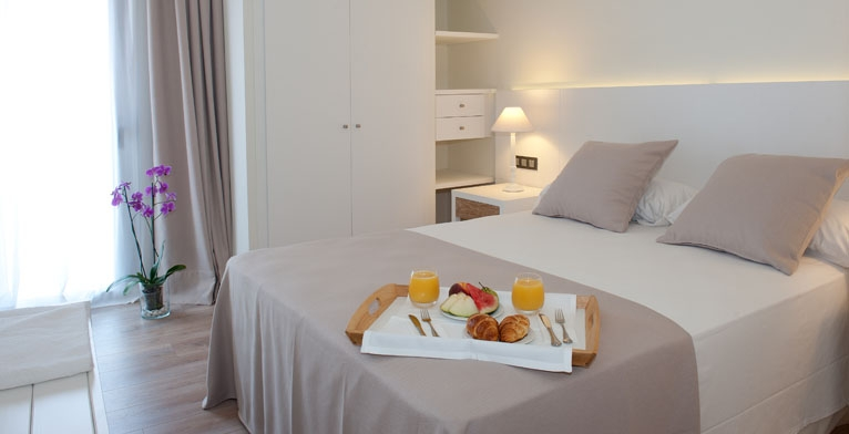 bed and breakfast en Begur Costa Brava