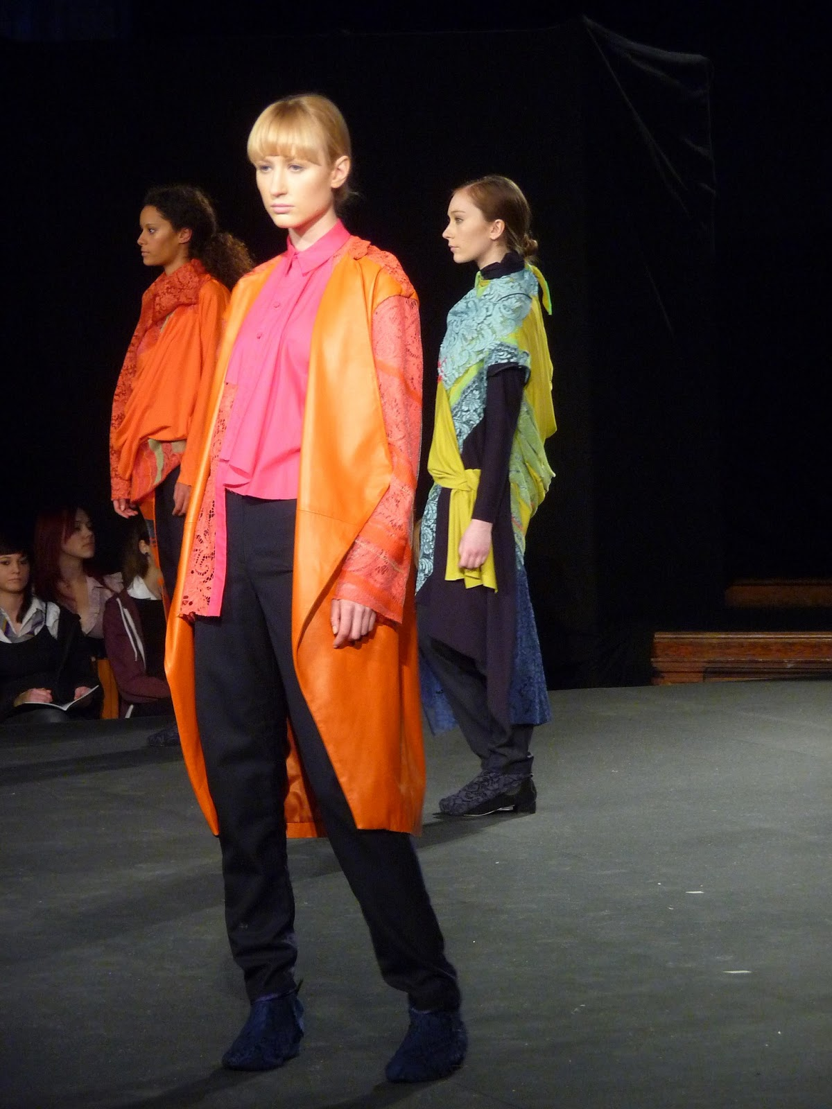 70 years of GSA Fashion Shows Part One: 1940s to 1960s Edinburgh college of art fashion show tickets