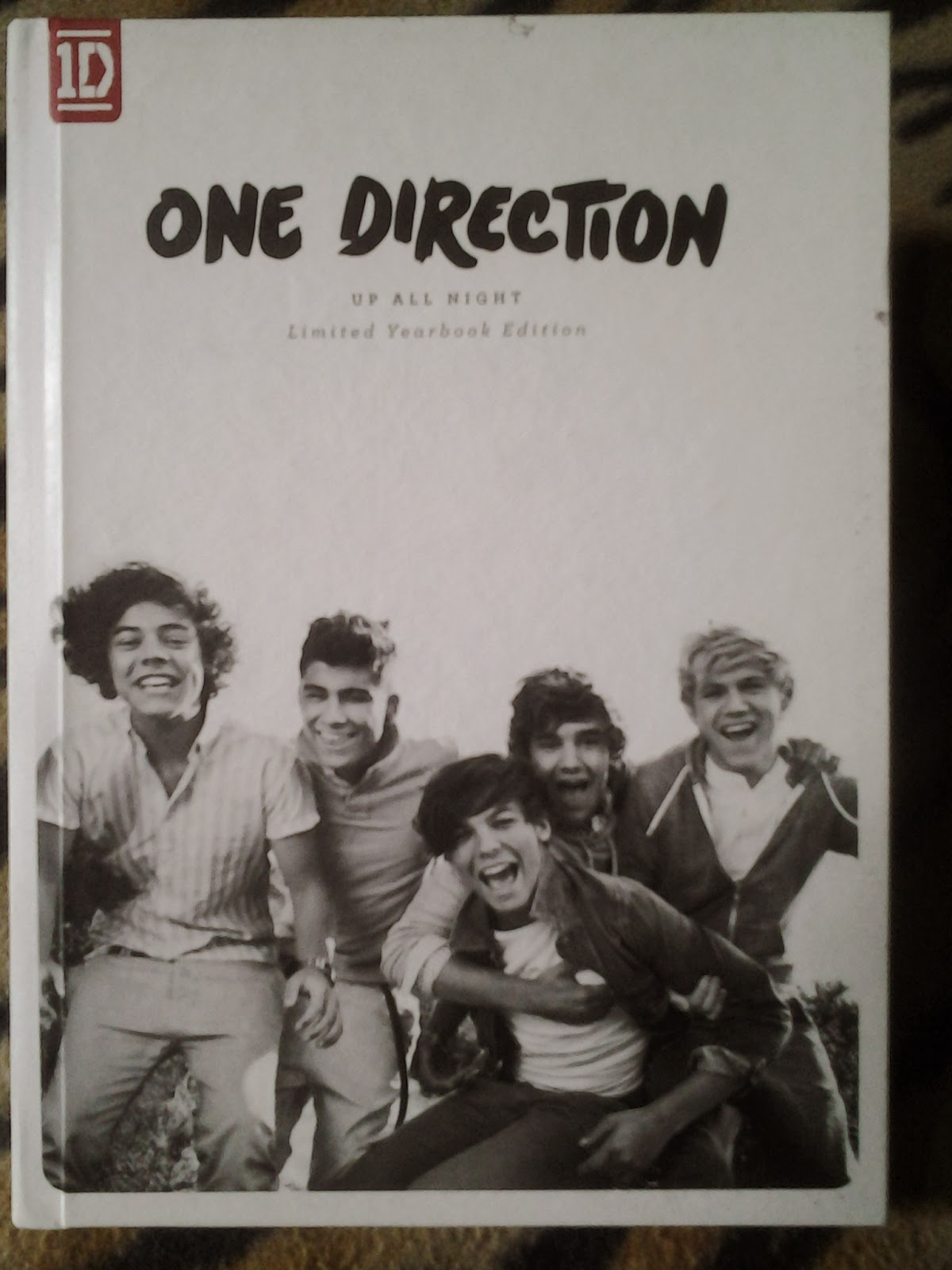 Review album : Up All Night (Yearbook edition) - One ...