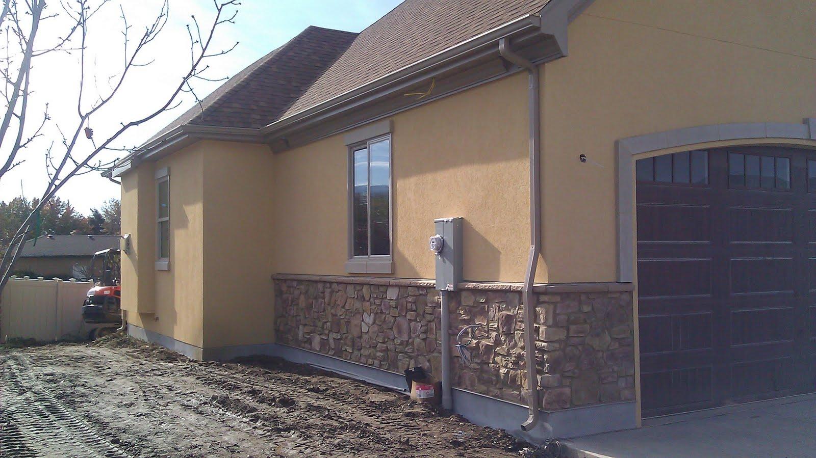 stucco tech - Exterior Door Trim Stucco