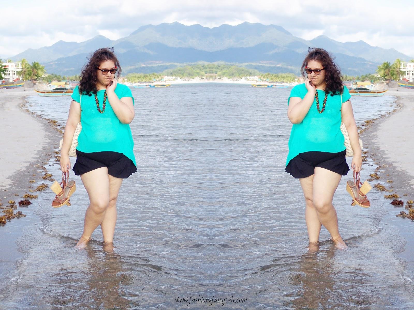 Beach Babe | What I Wore