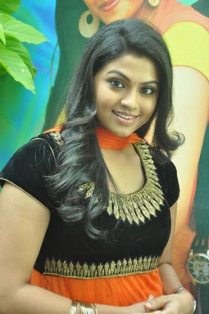Actress Nanthana Latest Photos In Dress