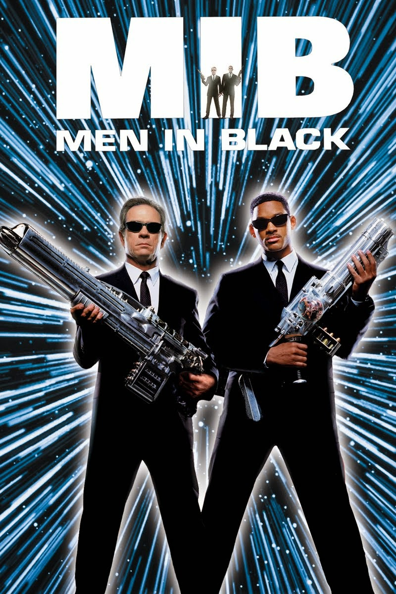 Men in Black (DVDRip Español Latino) (1997)