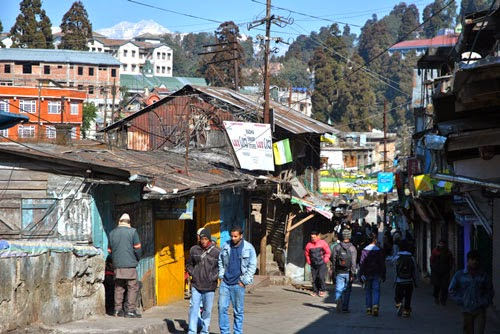 Darjeeling town close after arrest of Municipality councilor Zahid Khan