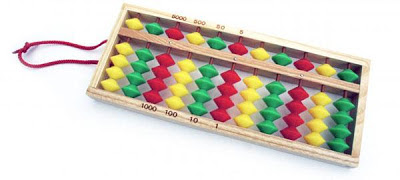 Japanese Soroban Abacus