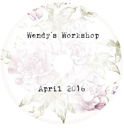 WENDY'S WORKSHOP APRIL CD 2016 £8.00