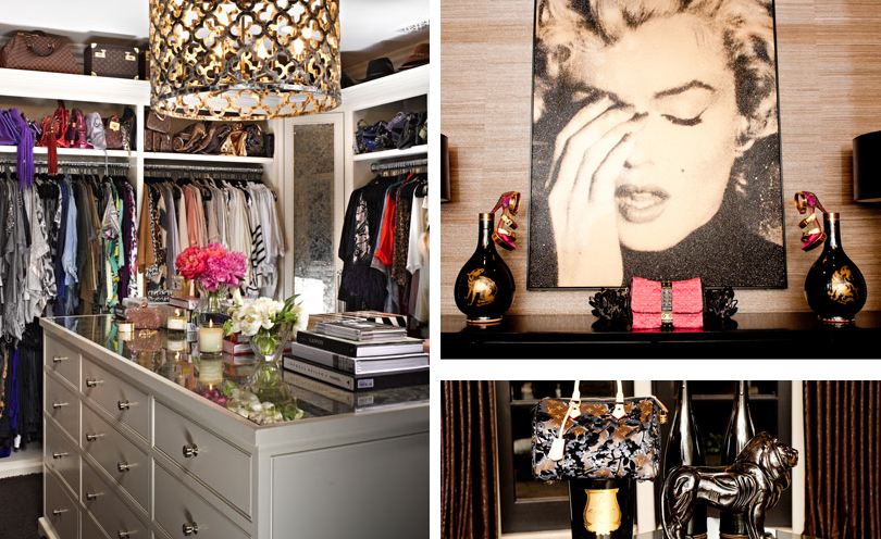 Love interior style la interior decorating crush for Decoration maison khloe kardashian